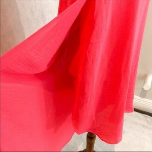 RACHEL Rachel Roy Dresses - RACHAEL by Rachael Roy Sheer High/Low Dress